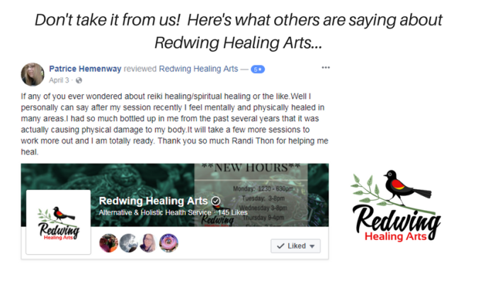 Recommendation - Spritual Healing